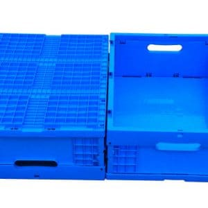 cargo transport  plastic box