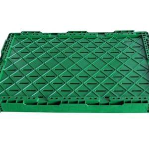 foldable turnover box
