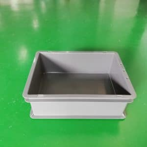 plastic delivery box