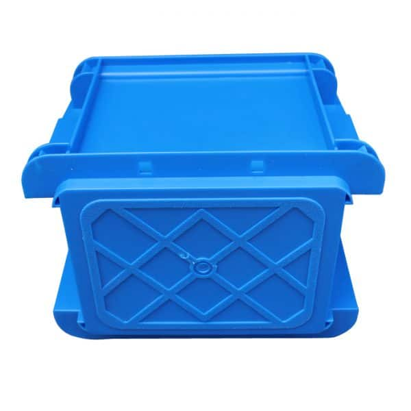 stackable plastic containers
