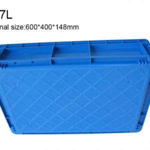 stackable plastic storage bins with lids